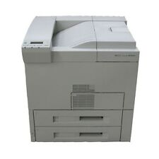 HP LaserJet 8150N Laser Printer 11X17 wide format 8150 W/ FRESH FUSER +NEW TONER