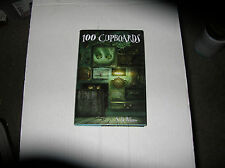 100 Cupboards by N.D. Wilson (2007, Hardcover) SIGNED 1st/1st