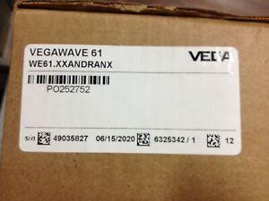 Vegawave 61 Vibrating Level Switch for Powders WE61.XXANDRANX