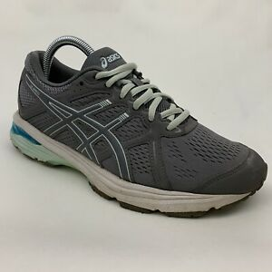 Asics 1012A185-020 GT-Xpress Carbon Soothin Sea Women's Running Shoes 8 D Wide
