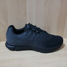 Nike Zoom Span 2 Mens Size 10 Running Shoes Training Black Dark Grey 908990 011