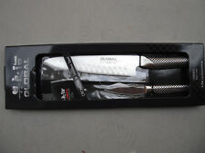 Global G-7846 2pc cook's knife set NEW Japan