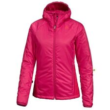 Adidas Ladies Pink Primaloft Hooded Liner Jacket Coat