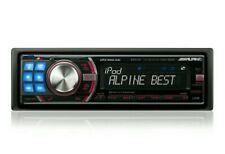 ALPINE CDA-105Ri CD Mp3 USB AUX IMPRINT Autoradio 6 Kanal RCA