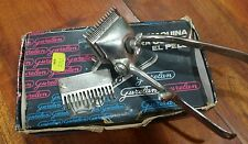 Máquina manual para cortar el pelo GURELAN años 50-60