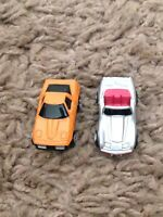 Micro Machines Car Lot