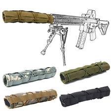 Universal Adjustable Rifle Moderator Holster Airsoft Air Gun Cover Protector