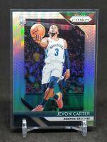 2018-19 Prizm Jevon Carter RC, Rookie Silver Refractor, Grizzlies / Suns