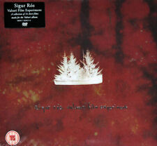 Sigur Ros - Valtari Film Experiment NEW DVD Digi pack