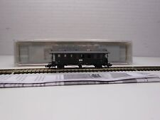 Brawa  1862 - N - Personenwagen 3.Klasse - BBÖ - OVP