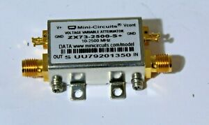 Mini-Circuits ZX73-2500S+ Voltage Variable Attenuator