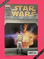 Star Wars #12 Incentive 1:25 Leinil Francis Yu Variant Cover D Marvel 2021 NM
