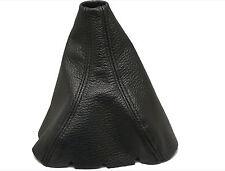 SOUFFLET LEVIER DE VITESSE CUIR NOIR  SEAT ALTEA  2004 - 2011
