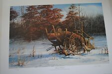 'RUSTY REFUGE' BY TERRY REDLIN -  LIMITED EDITION PRINT OF 960