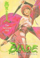 Blade of the Immortal Vol 18: The Sparrow Net by Hiroaki Samura 2008 PB DH