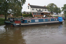 Shebrokeus -48 foot cruiser stern narrowboat ***PRICE REDUCED***