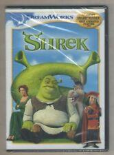 Shrek new dvd