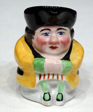 Vintage Crown Staffordshire Toby Jug Stein Character Mug / England