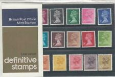 1977  MACHIN    DEFINITIVES  PRESENTATION  PACK   Number   90  -  EXCELLENT