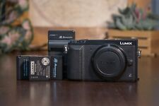 Panasonic LUMIX GX85 16 MP Digital Camera - Black (Body Only) Plus Extras