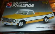 AMT 1972 Chevy Fleetside PickUp truck 1/25 Model Car Mountain KIT FS 6691