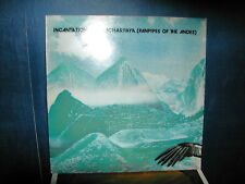 Incantation Cacharpaya LP 1982