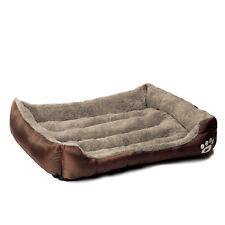 Dog Cat Bed Kennel Puppy Cushion Mat Soft Warm Waterproof Pet House S/M/L/XXXL