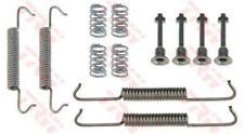 SFK327 TRW Accessory Kit, parking brake shoes Rear Axle