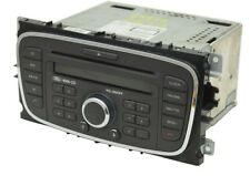 Ford Autoradio 6000 CD Mondeo mk4 Focus Galaxy Transit S-MAX C-MAX SCHWARZ