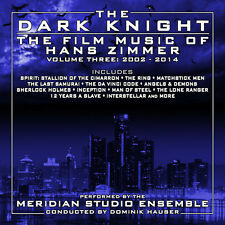 DARK KNIGHT, THE: THE FILM MUSIC OF HANS ZIMMER VOL. 3  (Newly Recorded)