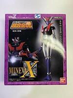 Bandai Mazinger: GX-09 Mineva X Action Figure Soul of Chogokin Brand japan Used