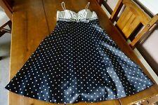 Debut Designer Dress Size 12 Designer Cocktail Christmas Wedding 1950s