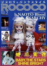 Gothic Lolita & Punk style book ROCOCO 2 Japan Mika Ninagawa Taisho roman Pullip