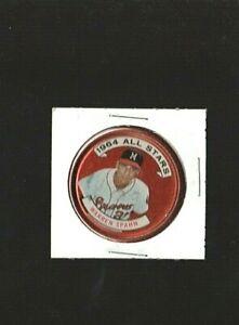 1964 Topps Baseball Coin #160 Warren Spahn Milwaukee Braves All Star VG/EX