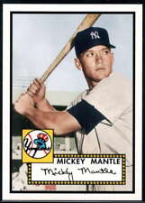 Mickey Mantle 2006 Topps Rookie of the Week #1 Yankees