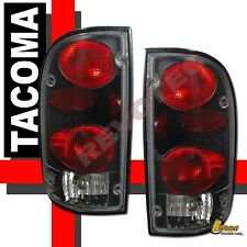 Black Tail Lights Lamps 1 Pair For 95-00 Toyota Tacoma Pickup 96 97 98 99