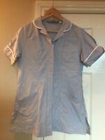 BNWT Alexandra HL671 Women/'s Very Smart Tunic In Blue with white trim Size 14