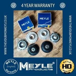 MEYLE HD 2 Top Shock Strut Mounts Bearings VW T6 Transporter T5 Upgrade Kit NEW!