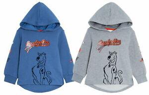 Scooby Doo Hoodie Kids Hooded Top Fleece Jacket Hoodie Jumper Sweater Sweatshirt