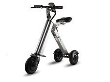 Topmate ES30 SCOOTER ELETTRICO MINI Triciclo con peso leggero 13KG SPEED 20KM/H