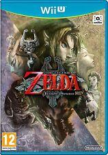 THE LEGEND OF ZELDA TWILIGHT PRINCESS TEXTOS EN ESPAÑOL NUEVO PRECINTADO Wii U