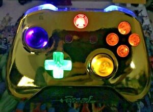 Limited Edition THANOS INFINITY GAUNTLET Marvel Xbox One Controller Iron Man