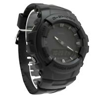 Casio G-shock Men's Black Out Series Analog Digital watch G100BB-1A