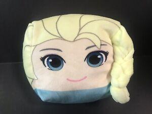 Disney Elsa Cubd Collectibles Soft Plush Stuffed Cube Frozen