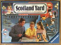 ### Ravensburger SCOTLAND YARD Hunting Mr X Detective Board Game London 1992