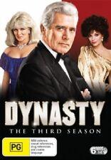 Dynasty: Season 3 (6-DVD Set Region 4) new & sealed, Aussie seller for fast post