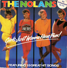 THE NOLANS - Girls Just Wanna Have Fun! - CD