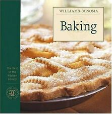 Williams-Sonoma The Best Of The Kitchen Library Baking - Hardcover Chuck