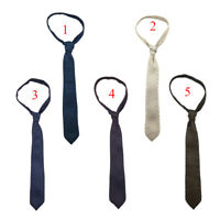"""1/6 Scale Tie Necktie Neckwear for 12"""" Action Figure Male Career Outfits"""