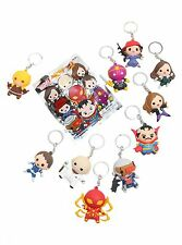 Marvel Series 8 Blind Bag Figure Keychain Key Chain Toys Keyring Collection NWT